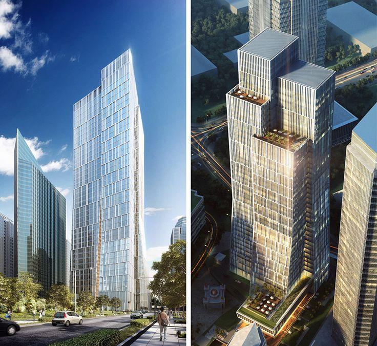 News – Inilah Desain Office Tower Karya KPF terbaru di Jakarta