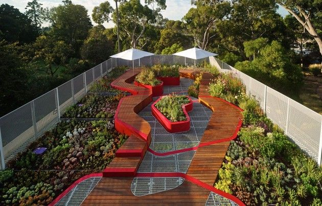 News – Desain Roof Garden yang unik | http://t.co/TgxpWYr…