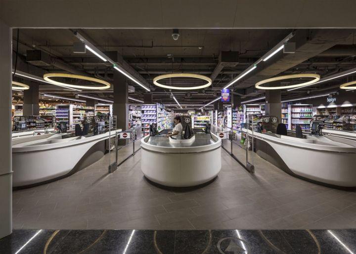 News – Desain Interior Supermarket yang Modern dan Berkelas