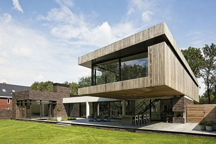 [news] House at the Edge of a Forest by Hilberink Bosch Architects