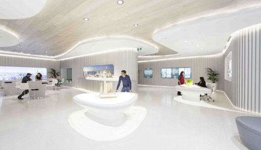News – Desain Kantor Modern karya Brett Boardman http://t.co/dzaHZvFAsR
