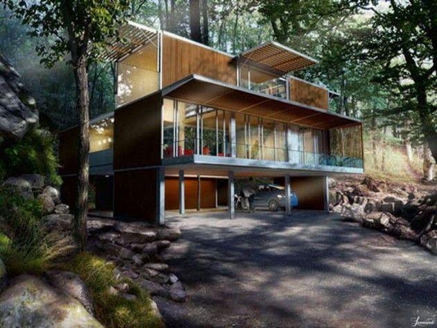 News – Desain Rumah Dengan Kontainer Bekas