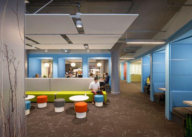 News – Desain Interior Kantor Pusat Twitter Yang Baru