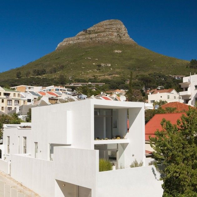 News – House in Cape Town by Grobler Architects | http://…