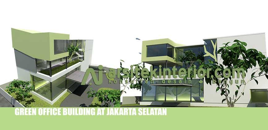 Desain Office di Jakarta