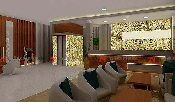 Desain Arsitektur dan Interior Hotel di Surabaya