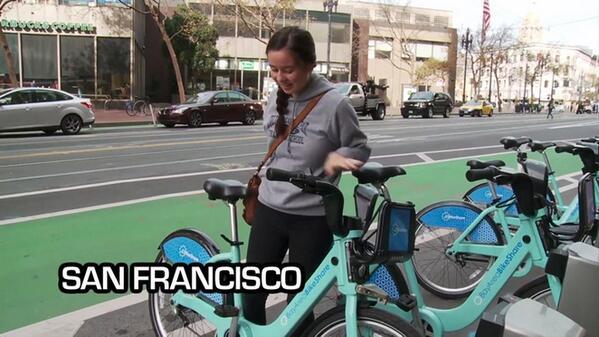News – Bike Share Sys telah ada di San Francisco, apakah…