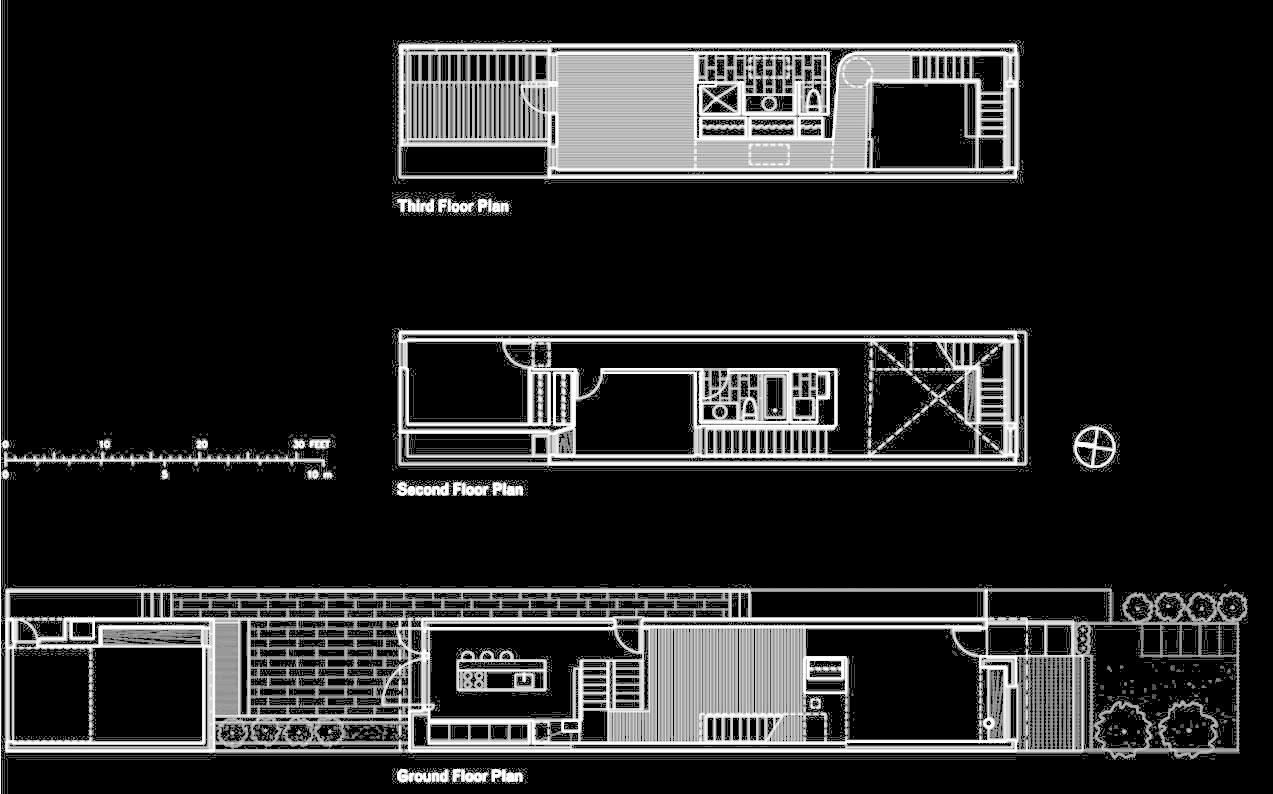 News – Contoh Desain Rumah Minimalis Lebar Kurang Dari 4 Meter di Toronto