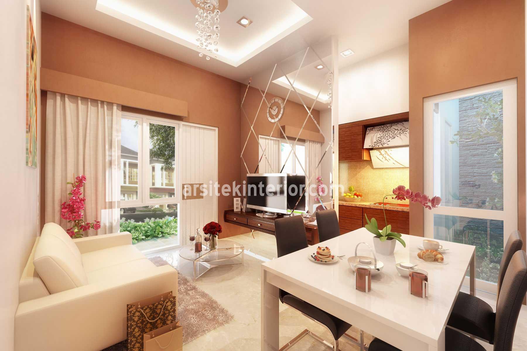 Jasa Arsitek Desain Rumah Tipe 36
