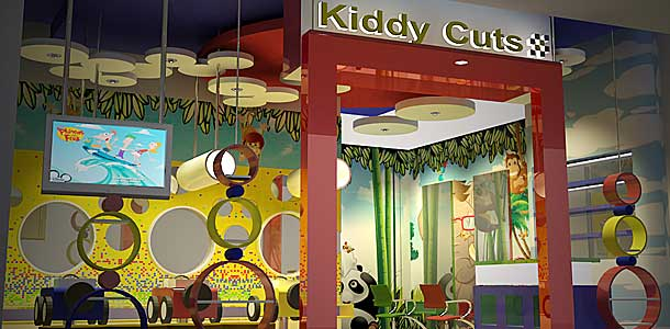 Interior Kiddy Cut LC