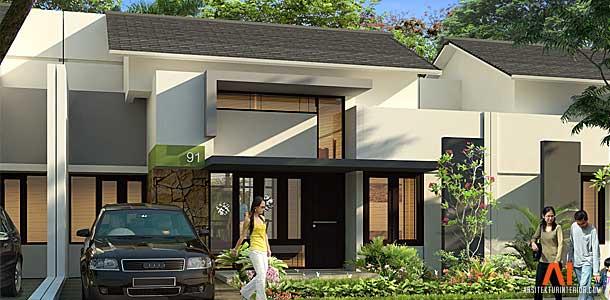 rumah type 60 lippo cikarang jasa konsultan arsitektur