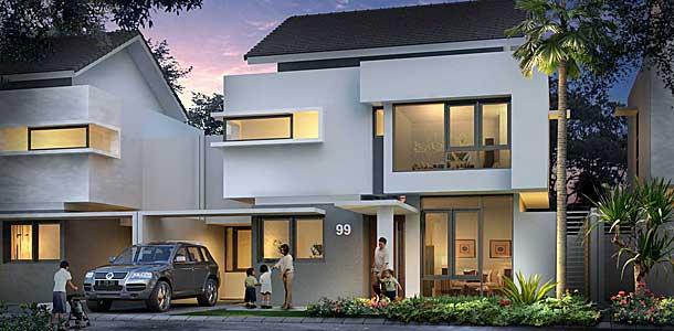 Rumah Tinggal di Lippo, Bekasi