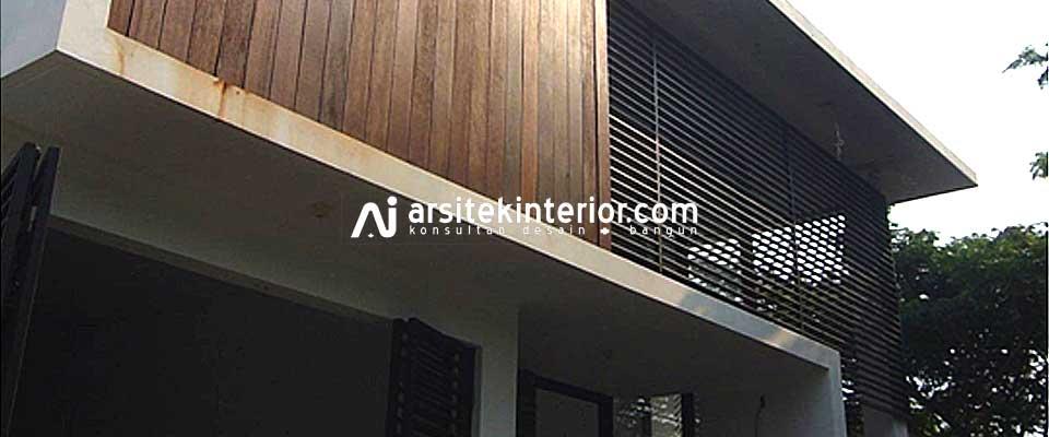 Desain Rumah Modern Minimalis di Bekasi