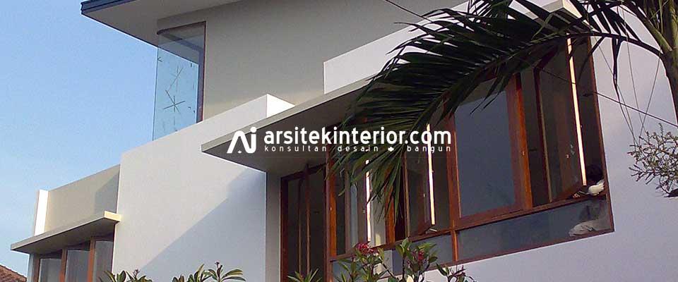Desain Rumah Minimalis di Pondok Bambu, Jakarta
