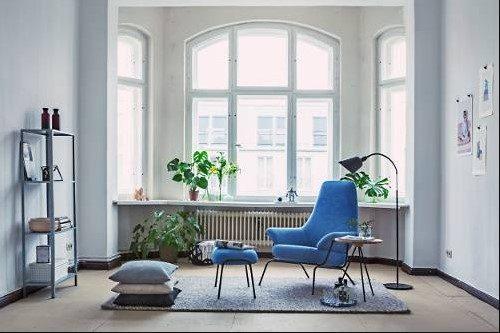 Tips-Cara-Membuat-Desain-Interior-Minimalis-Gunakan-tekstur-berbeda-dalam-nada-serupa