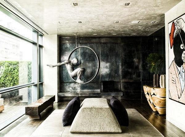Tips Merubah Sifat Metal Menjadi Hangat Dalam Interior Rumah