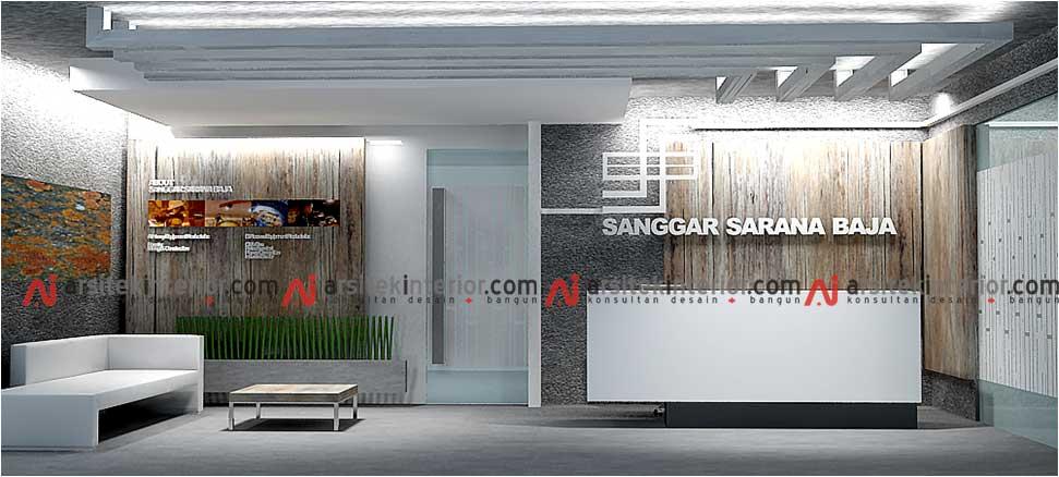 Desain Interior Kantor di Cilandak
