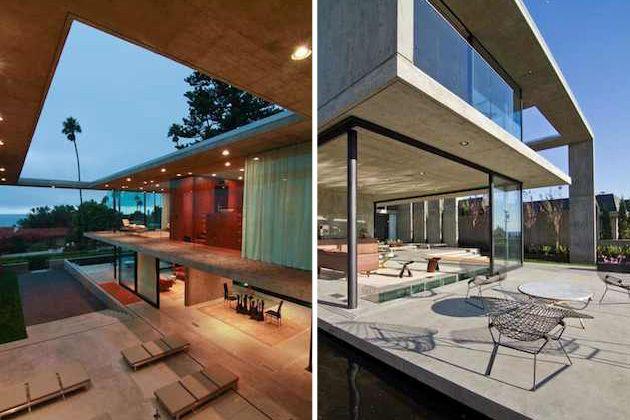 News – Desain Rumah Beton di San Diego Residence