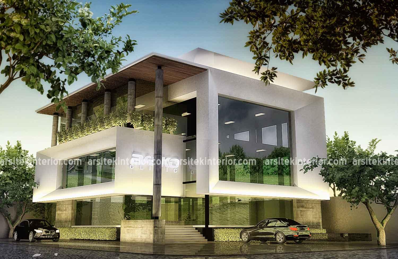 Jasa Arsitek Interior Desain Kantor