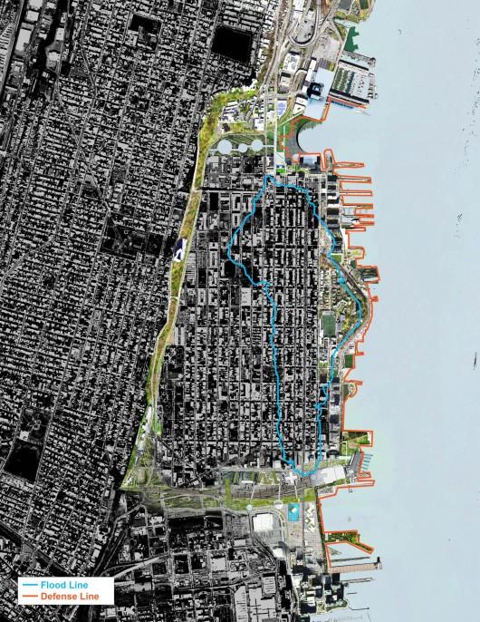 design master plan karya arsitek OMA