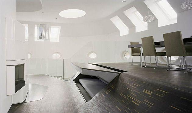 News – Design Interior Minimalis Loft Dengan Hide Furniture