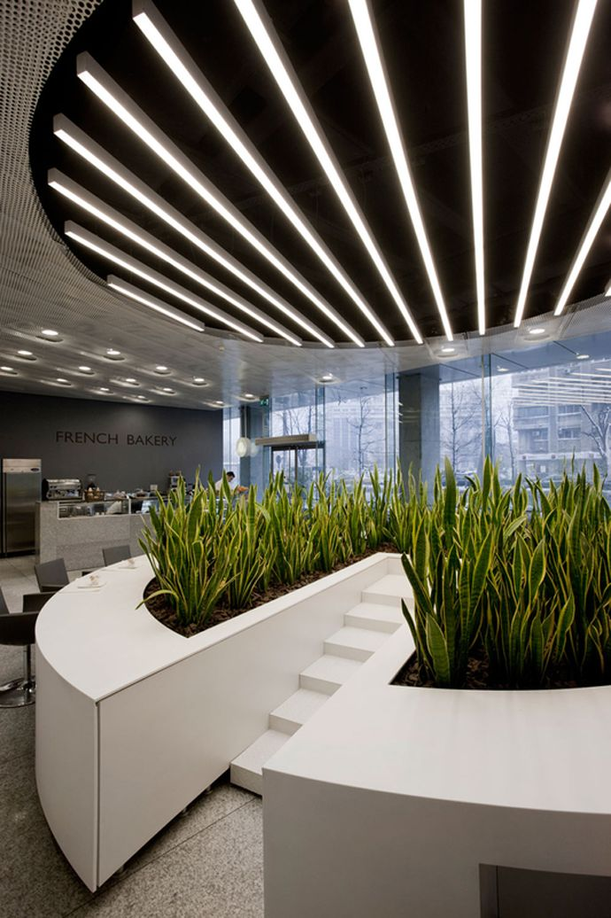 News – Vibrant Lobby For A Central Office Building
