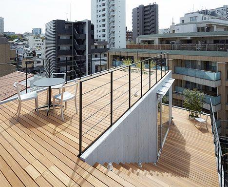 News – Desain Rumah Dgn Roof Garden di Tengah Perkotaan