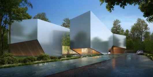 News – Konsep Baru Desain 10 Villa Dalam 1 Bangunan