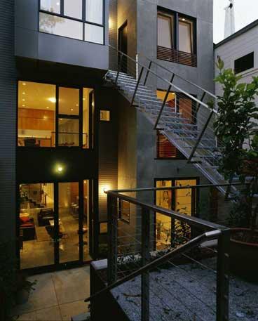 Inspirasi – Desain Rumah Townhouse di SF oleh Jasa Arsitek Zack