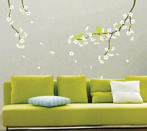 [news] Sentuhan Desain Interior Modern Dengan Mural Sticker