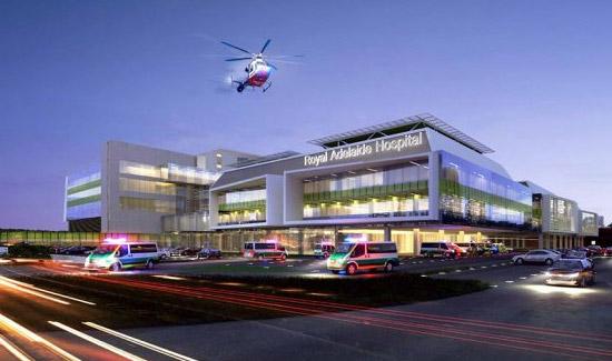 [news] Desain Rumah Sakit dengan Konsep Green Yang Modern