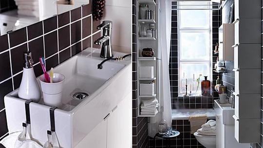 [news] Inilah Solusi Untuk Desain Kamar Mandi Dengan Ruang Yang Kecil