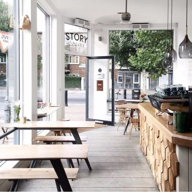 Tips Membuat Desain Café Coffee Shop Bertema Skandinavia ...