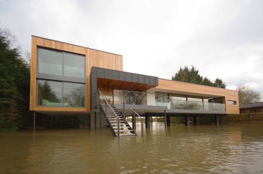 jasa arsitek, desain rumah banjir